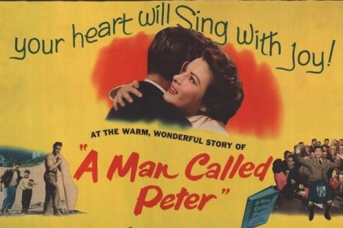 "Stained Glass Theatre Presents ""A Man Called Peter"""