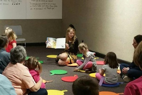"""Storytime Saturdays"" at the Missouri State Museum (March Schedule)"