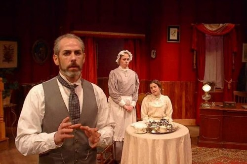"The Little Theatre of Jefferson City presents ""Angel Street"""