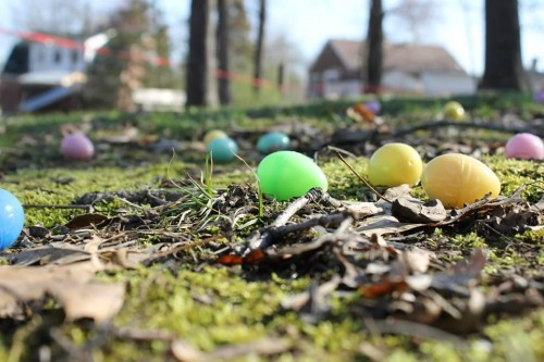 Jefferson City Jaycees Annual Easter Egg Hunt