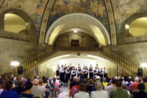 Monticello Singers: A Salute to Veterans on Memorial Day
