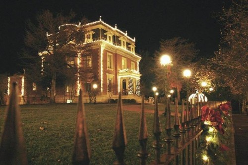 Candlelight Tours at the Missouri Governor