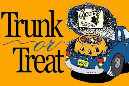 Trunk-or-Treat at the Fairgrounds