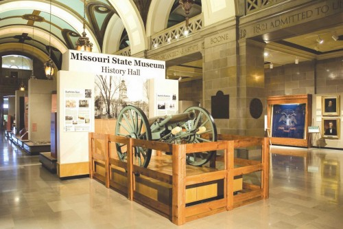 "Museum After Hours ""100 Years of Missouri State Parks"""