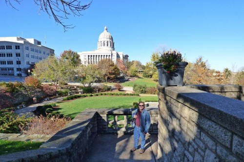 Day Trip by Rail: Jefferson City